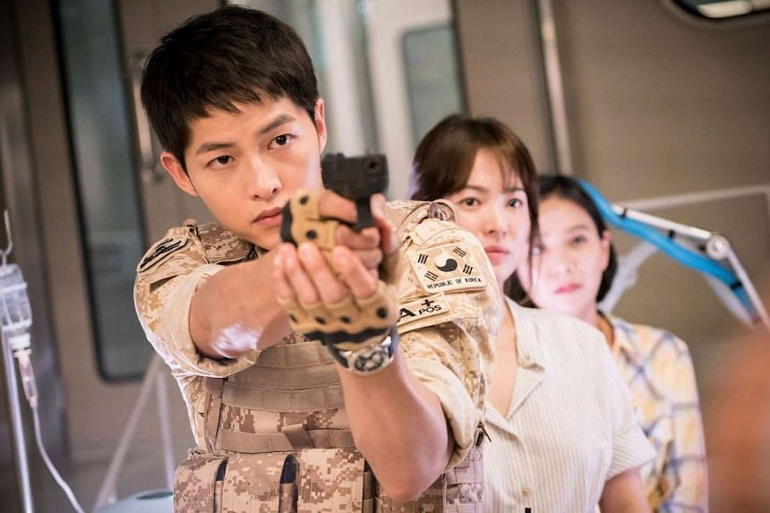 KBS 2TV has confirmed that it has not considered an extension for the popular TV series Descendants Of The Sun.