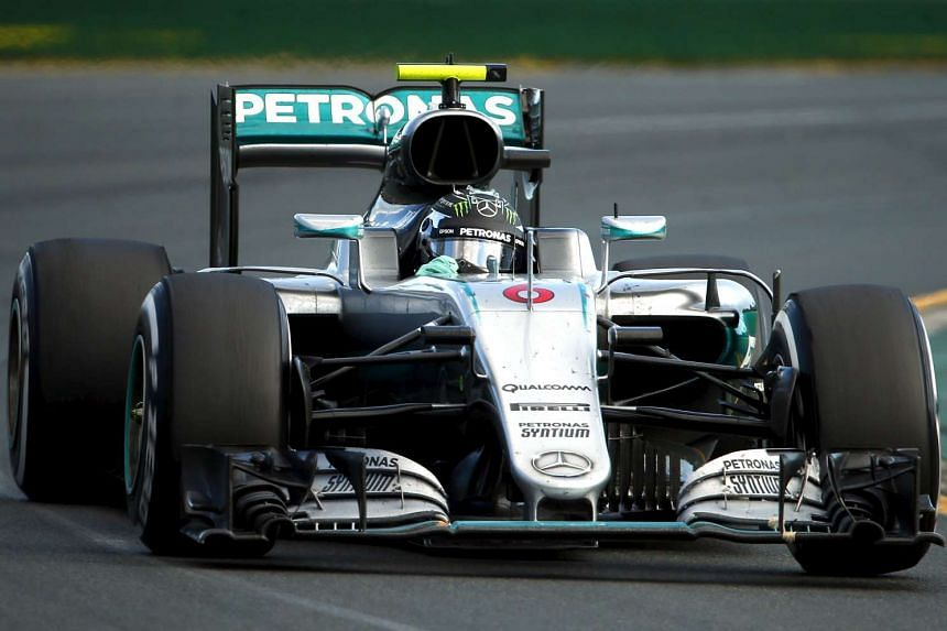Nico Rosberg won the season-opening Australian Grand Prix in Melbourne on March 20, 2016.