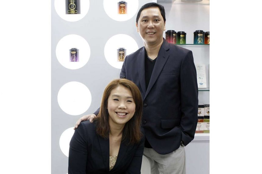 Both Ms Jacinta Ong and Mr Albert Tan of Tea Ideas hope the Government can set up a business-matching programme to help SMEs, like Tea Ideas, connect with relevant service providers.