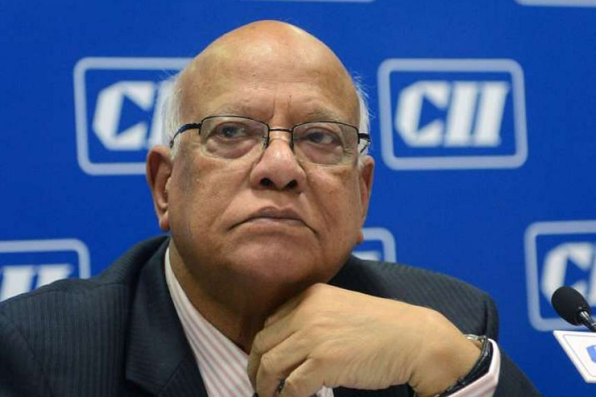 "In the eye of the storm: Abul Maal A. Muhith (above) Bangladesh Finance Minister, trying to control damage from the theft, told the Bengali-language daily Prothom Alo that central bank officials were ""100 per cent"" involved in the scandal."