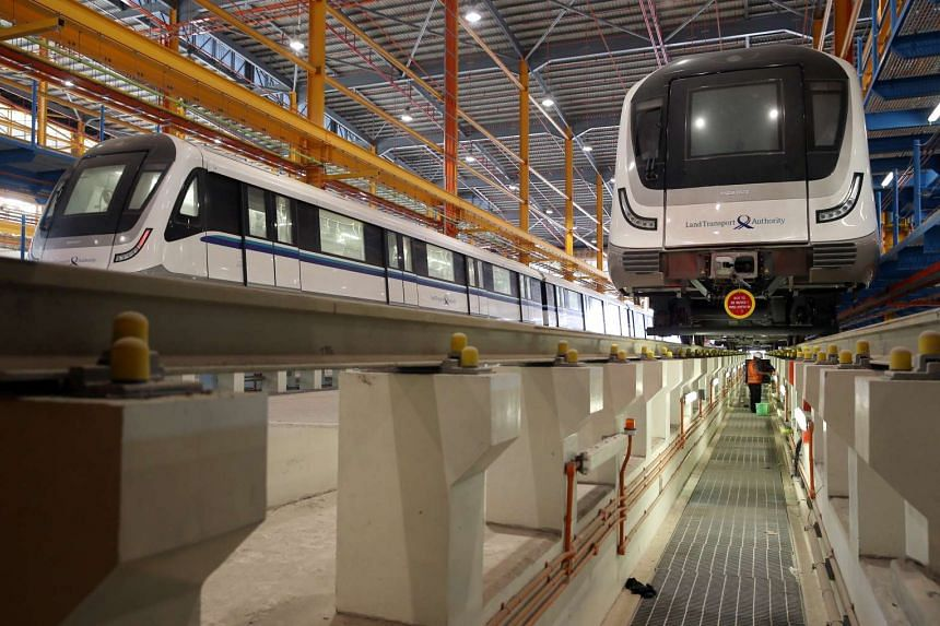 GS Engineering & Construction, which was involved in the building of the Gali Batu depot (pictured), was awarded the contract to build the four-in-one depot.