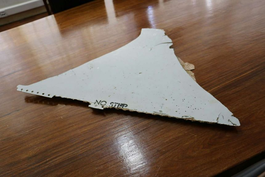 Two pieces of debris found in Mozambique, which are suspected to be from the missing MH370, have arrived in Australia for analysis by experts.