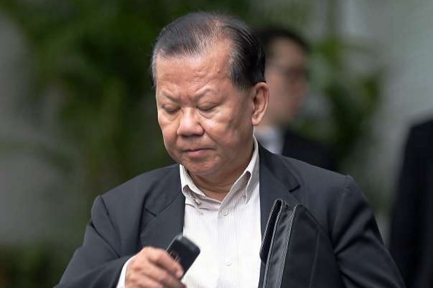Wong Kok Keong conned four men of $470,000 while claiming to be then Deputy Prime Minister Wong Kan Seng's brother.