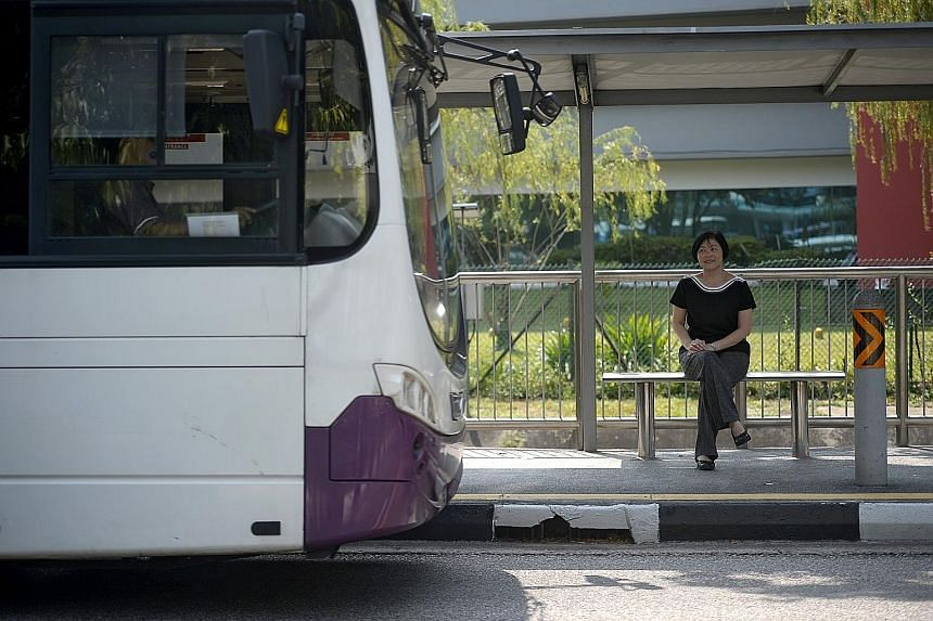 "Ms Tay said of the upcoming handover: ""The most important (thing) is that we will minimise any disruptions to commuters, and they will continue to see their buses on the roads."""