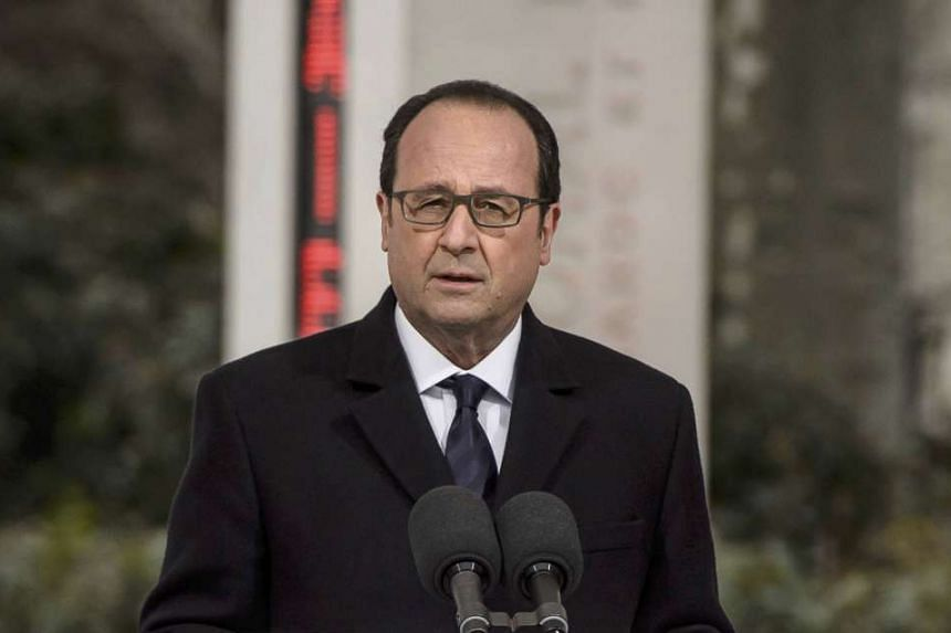 Francois Hollande will be quizzed on his strategy for fighting the Islamic State in Iraq and Syria (ISIS) militant group during the meeting.