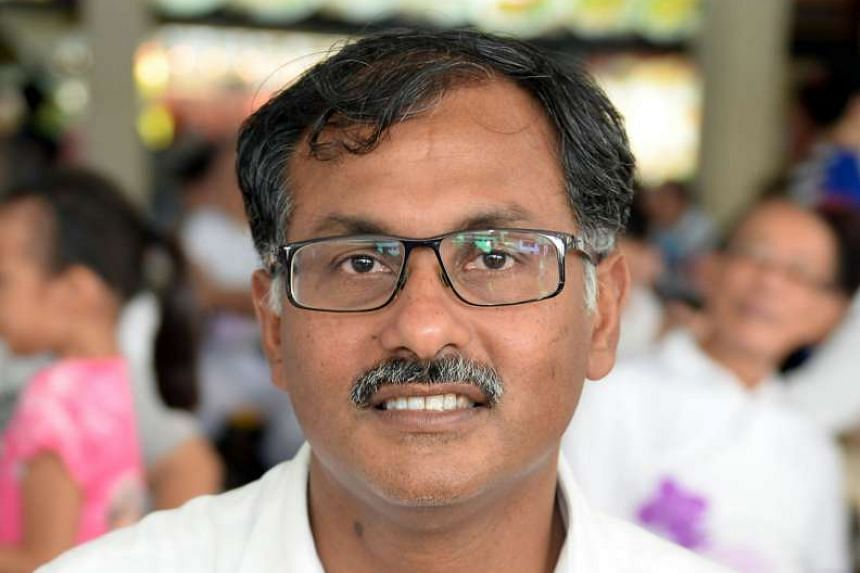 PAP's Murali Pillai will contest in the upcoming Bukit Batok by-election.