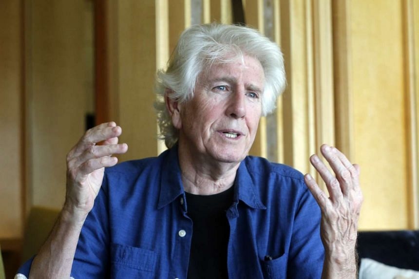 Singer-songwriter Graham Nash, 74, will release his sixth solo album, This Path Tonight, next month.