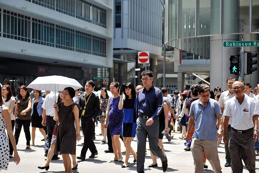 According to recent findings from the Manpower Ministry, higher-skilled employees and middle-aged workers were the hardest hit by layoffs last year.