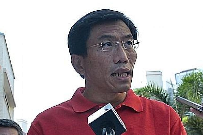 PAP veteran activist Murali Pillai (above) and SDP chief Chee Soon Juan (below) will contest the Bukit Batok by-election.