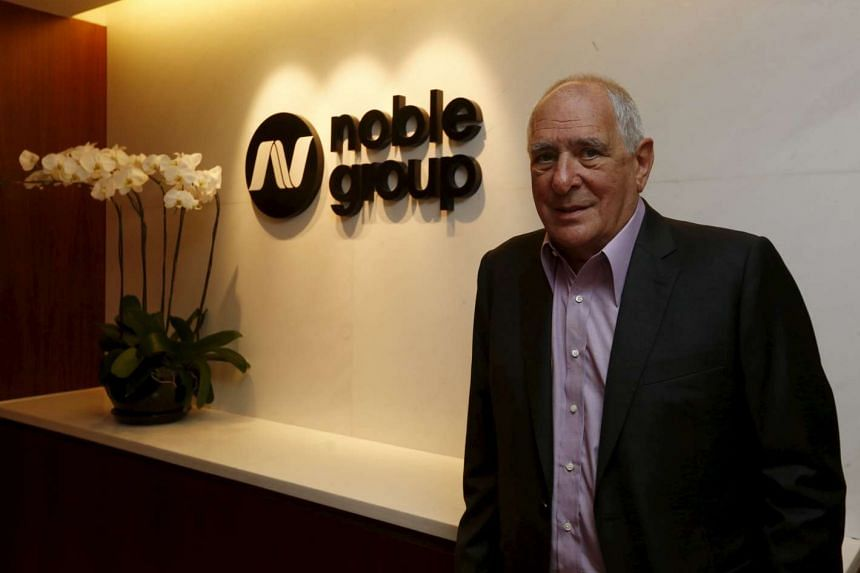 Richard Elman, Noble Group Ltd founder and chairman.