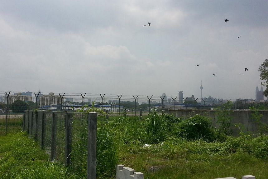 Bandar Malaysia will be built on the site of the former Sungei Besi military airfield.