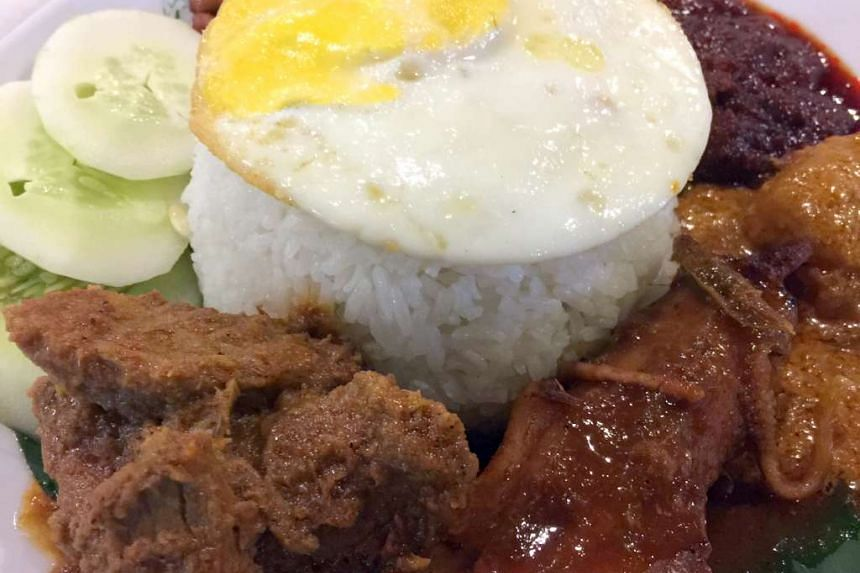 Nasi lemak has been recognised as one of 10 most healthy international breakfasts by Time Magazine.