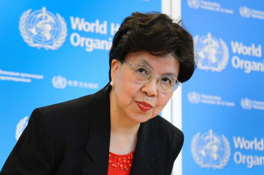 World Health Organization (WHO) chief Margaret Chan arrives to a press conference on Zika virus outbreak on March 22, 2016 at the health organization headquarters in Geneva.