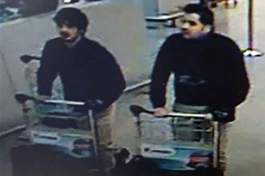 The two suicide bombers who carried out the attacks in Brussels airport on Tuesday (March 22) were brothers Khalid and Brahim El Bakraoui, Brussels residents known to the police for crime.