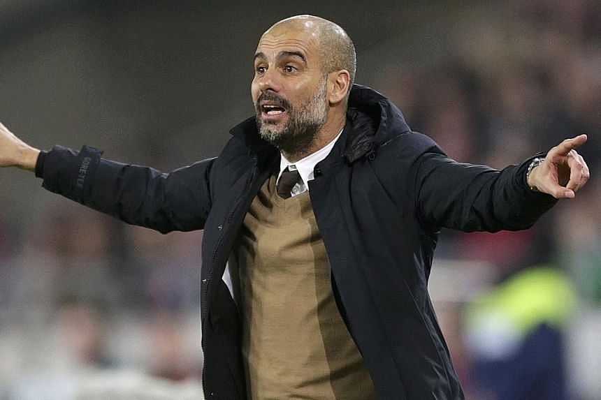 City are confident Guardiola will sign only high-end players who can make a difference and at the same time give opportunities to the club's homegrown players.