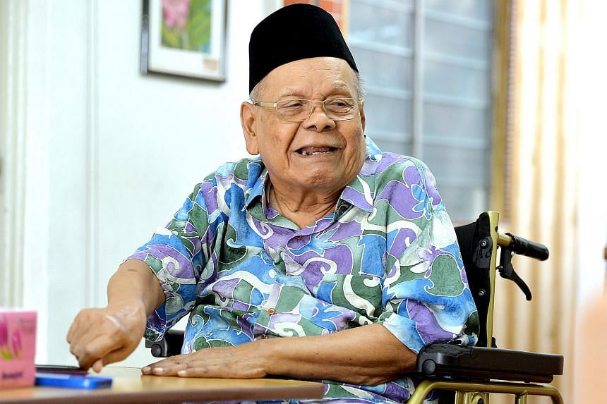 Dr Muhammad Ariff Ahmad died from congestive heart failure on Wednesday (March 23) morning.