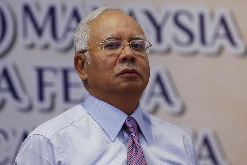 Mr Najib was named the sole defendant in the lawsuit filed at the High Court registry on Wednesday (March 23).