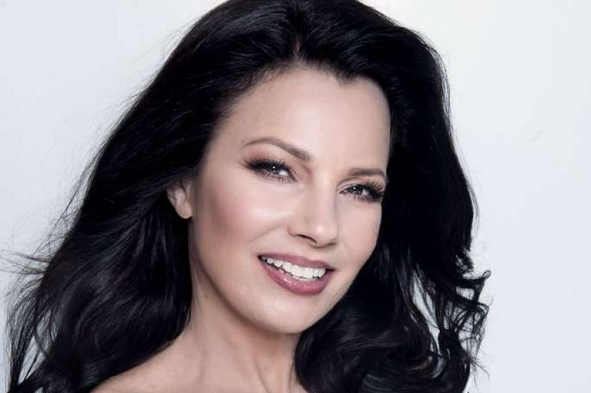 Fran Drescher plays Fran Fine in The Nanny, which made her a star.