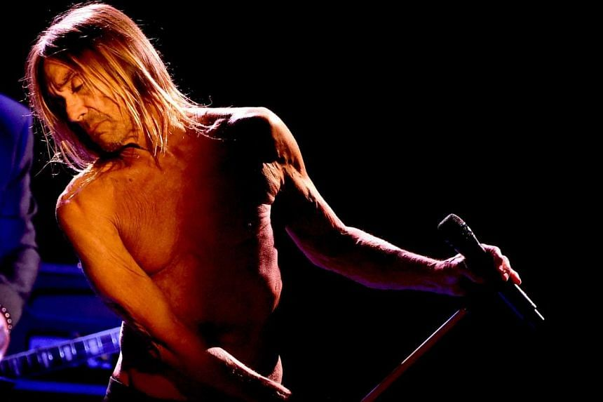 Singer Iggy Pop said that his 17th solo album Post Pop Depression could be his last.
