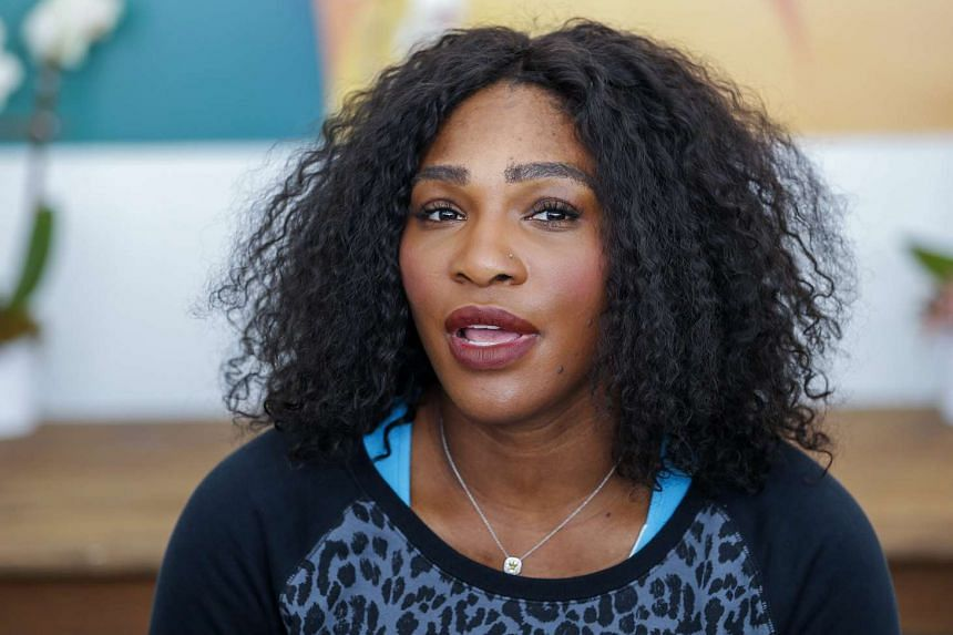 "Serena Williams has said that it is ""a really dangerous time in the world right now""."