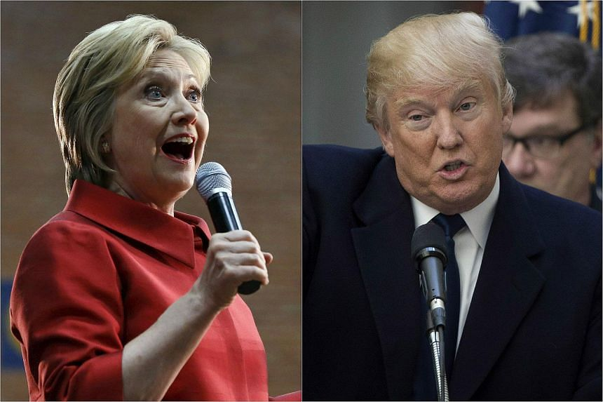 Democrat Hillary Clinton (left) and Republican Donald Trump are both projected to win their parties' presidential nomination contest in Arizona on Tuesday (March 22) US time.
