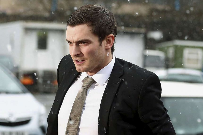 Adam Johnson was sentenced to 6 years' jail for having sexual activity involving an underaged girl.