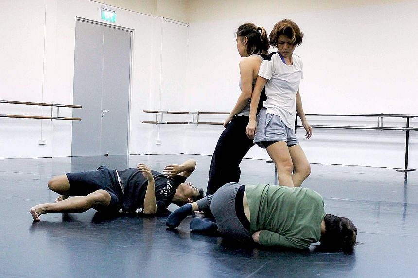 Contemporary dance company Raw Moves will receive a funding of $280,000 from the National Arts Council this year.