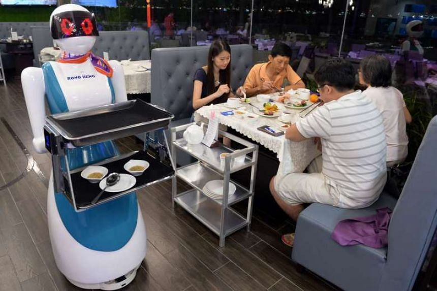 Singapore plans to fund a national robotics programme over three years, in a bid to build a more innovative society.