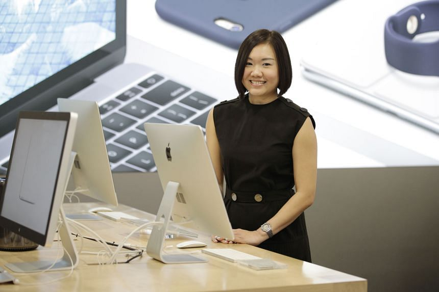 E-commerce will enable Challenger to transform itself, says Ms Loo, the chief marketing officer.