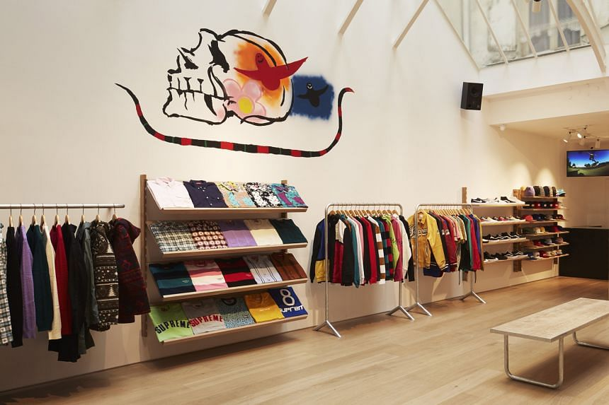 Cult label Supreme, founded by Mr James Jebbia, has opened a new store in Paris.