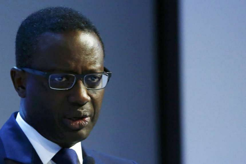 Mr Thiam said Credit Suisse may post a net loss in the first quarter. He said that he asked for a 40 per cent cut in his variable pay. Credit Suisse is now targeting 6,000 job cuts in 2016. The bank has already eliminated some 2,800 positions as part of t