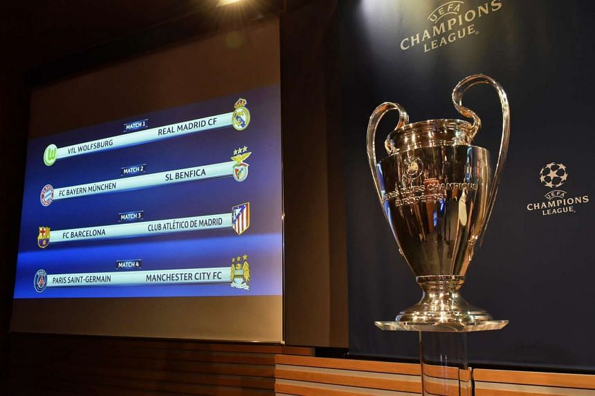 The Champions League could face a radical makeover with two groups of just eight teams each, according to media reports.
