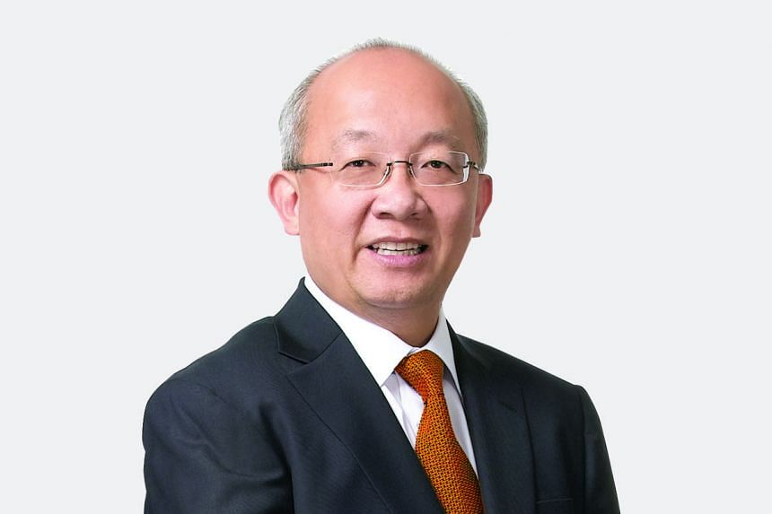 """Aidigong runs two maternal and newborn health centres in Shenzhen (top), among others. Perennial CEO Pua Seck Guan (above) says the firm aims to capture growth opportunities arising from China's two-child policy and the """"projected growth in annual bi"""