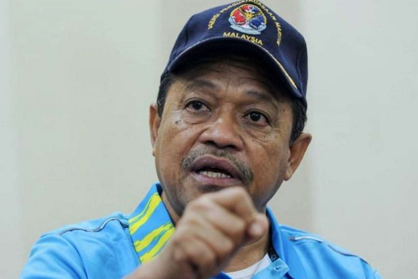Malaysia's Minister in the Prime Minister's Department Shahidan Kassim.