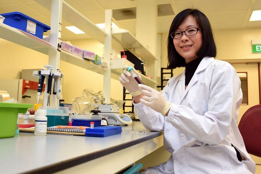 After her daughter was born, Dr Lin switched from academic research to industry work when she was seconded to biomedical diagnostics start-up Vivo Diagnostics from the Agency for Science, Technology and Research. She hopes that prominent women in leadersh