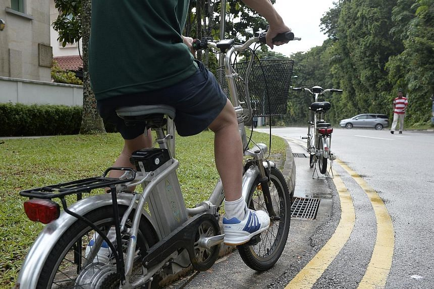 The proposal to mandate the registration of electric bikes was among a series of recommended rules for mobility devices presented to the Transport Ministry last week by a 14-member expert advisory panel.