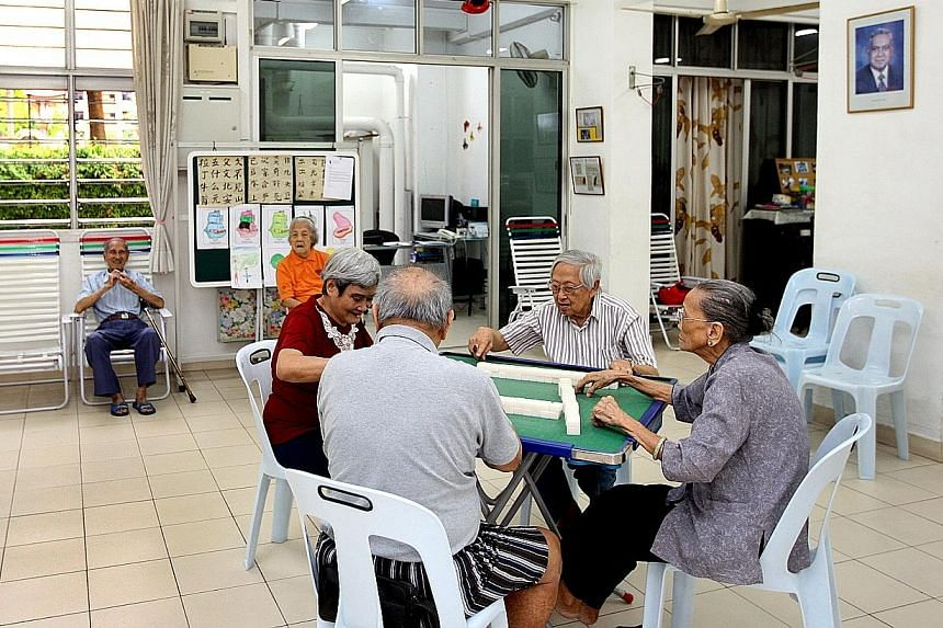 Henderson Home was run by the Chinese Women's Association for 32 years but its president, Mrs Betty Chen, was having difficulty coping. Social enterprise NTUC Health officially took over management of the home in 2010.