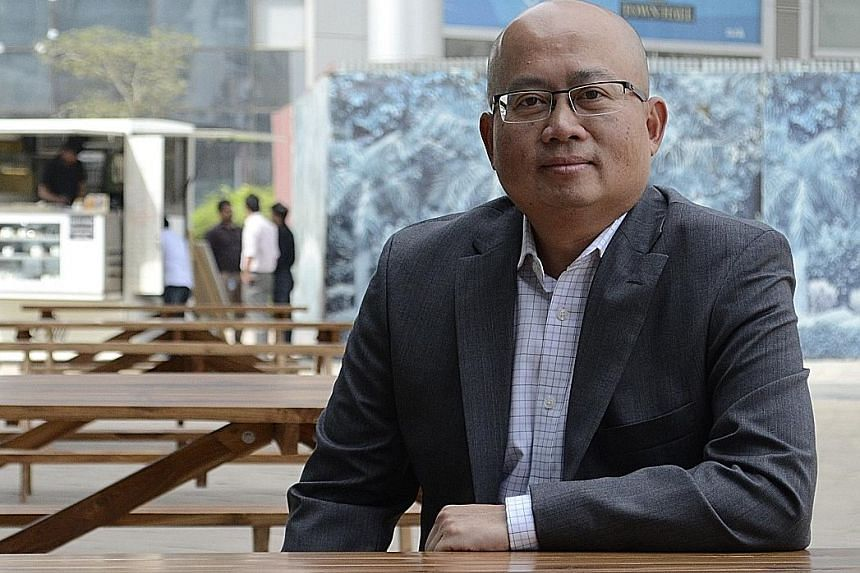Mr Yeoh, an SIA veteran seconded to head the SIA-Tata joint-venture Indian airline, is seeking a rule change that will allow Vistara to offer international flights sooner.