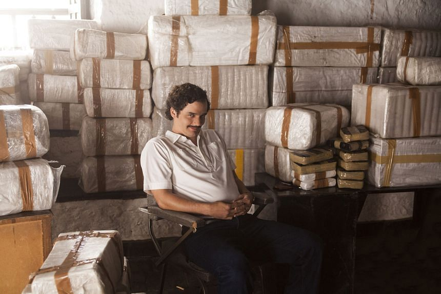Eating for Escobar, Entertainment News & Top Stories - The