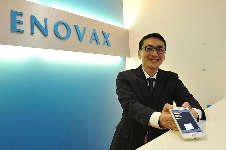Mr Foo, chief executive of information technology solution firm Enovax and security manpower portal Onestop Security Platform, says his strategy is to invest in complementary businesses.