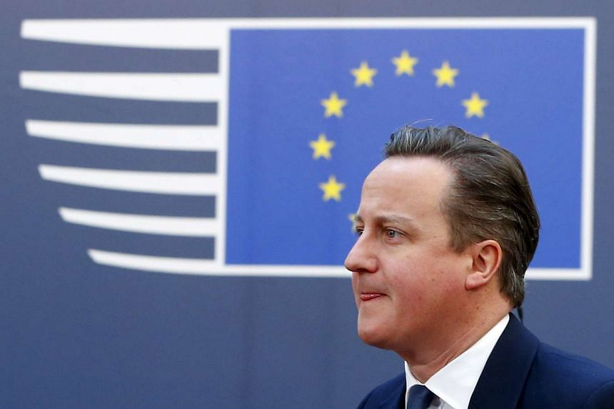 British Prime Minister David Cameron has stated that EU membership makes Britain safer.