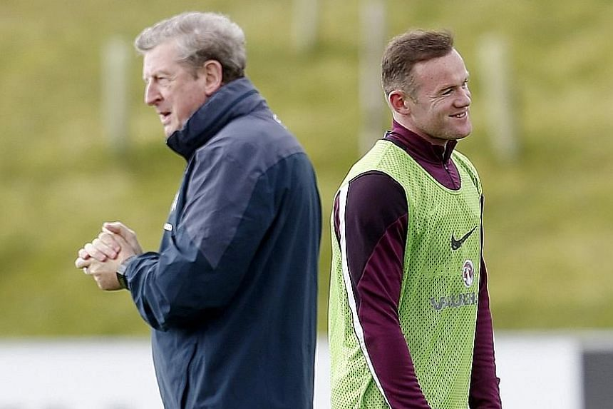 "Roy Hodgson has backed Wayne Rooney in light of the in-form Harry Kane and Jamie Vardy, saying that ""he has captained the team extremely well"" and will put pressure on the current players when he is back from injury."