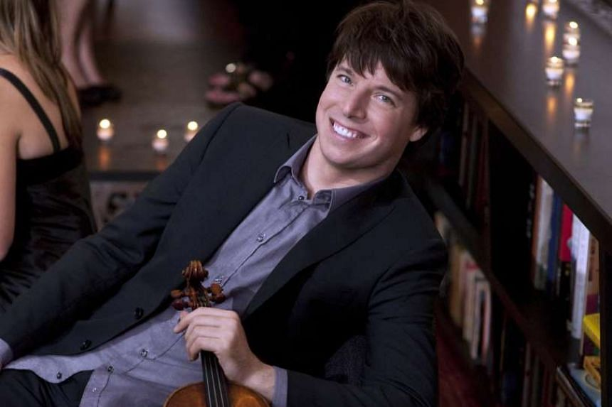 Joshua Bell first met Singapore Chinese Orchestra music director Yeh Tsung in 1989.