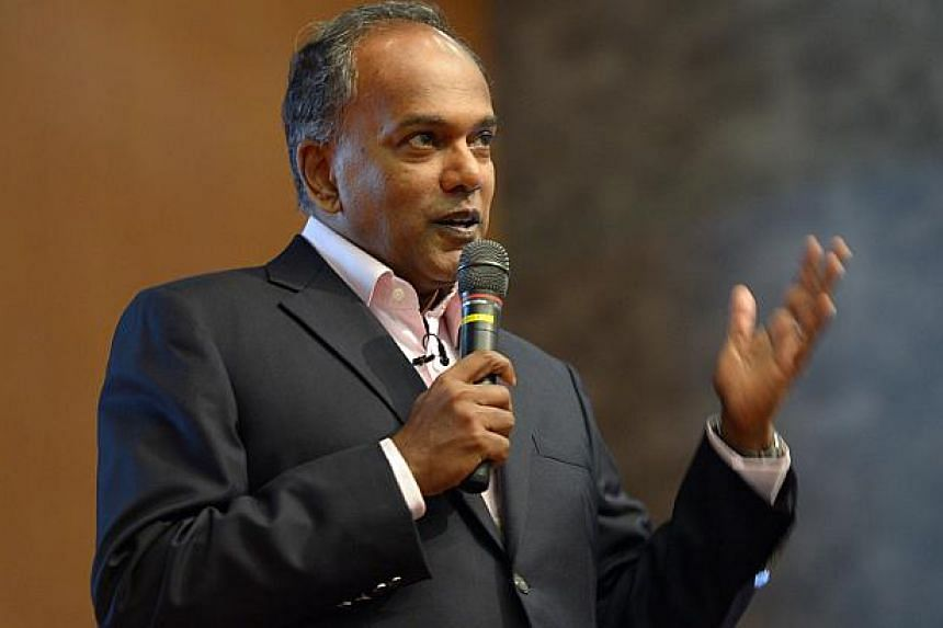 Home Affairs and Law Minister K. Shanmugam underlined the need to thwart Islamophobia from developing.