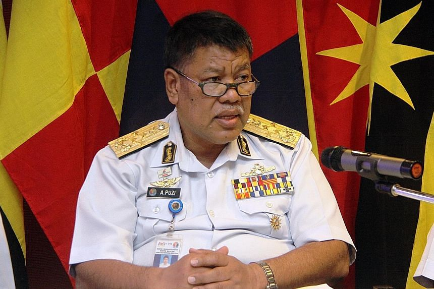 Mr Puzi said the MMEA had visual evidence of the Chinese activity in Malaysian waters.