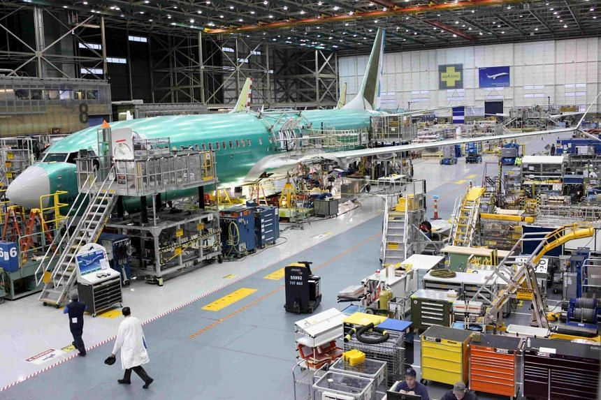 Boeing will eliminate about 4,000 jobs in its commercial airplanes division by the middle of this year.