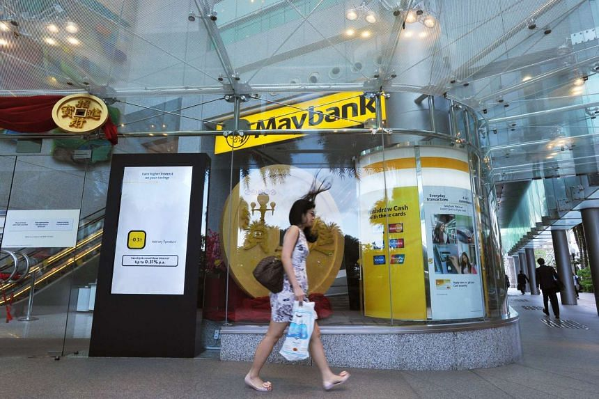 """Maybank said its improved performance was the result of a two-year """"customer experience transformation journey""""."""