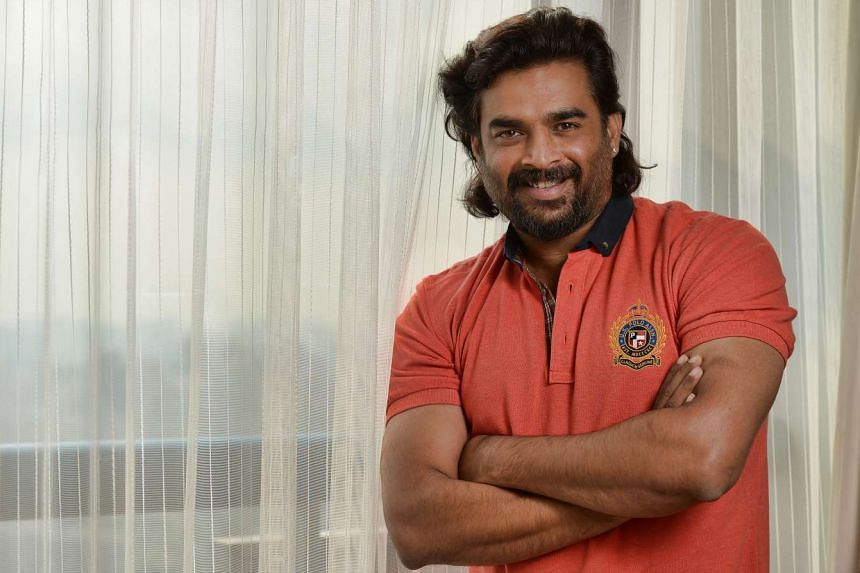 Actor Madhavan is still a big believer in the power of film.