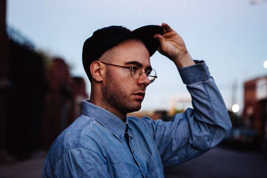 Brooklyn-based electronic producer and musician James Hinton records under the moniker The Range.