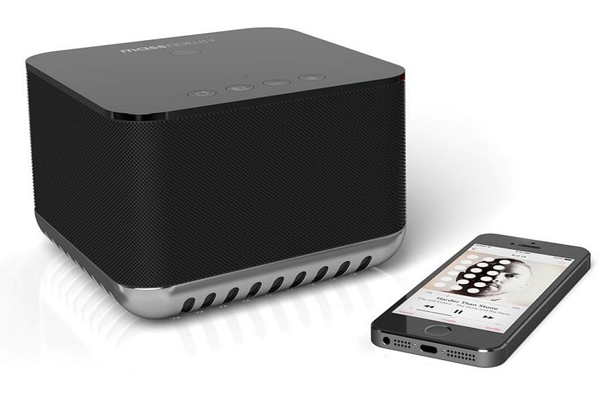 This small and pricey package packs a massive punch, projecting a stereo field that delivers surround sound without physical left or right speakers. Even when standing behind it, you can hear the music all around you.